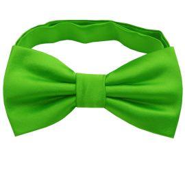 Apple Kelly Green Bow Tie