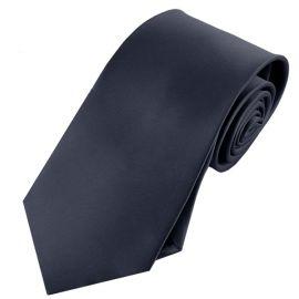 Dark Grey Tie, Charcoal Tie