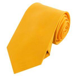 Mens Marigold Bumblebee Yellow Tie