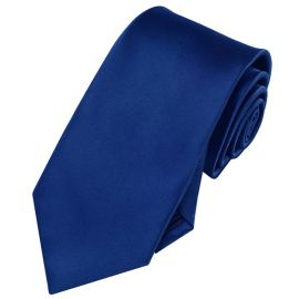 Mens Navy Blue Tie