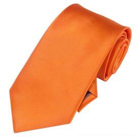 Orange Tie