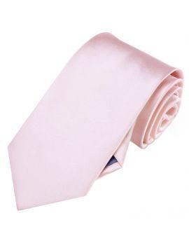 Soft Pink Mens Tie