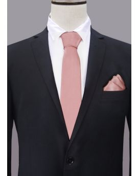 Dusty Pink Men's Tie