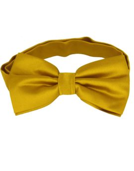 Classic Gold Bow Tie