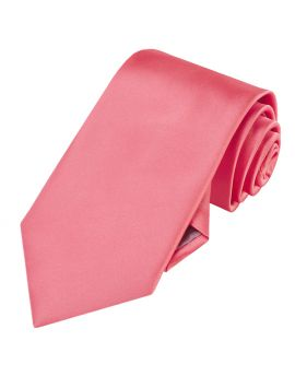 Melon Tie, Watermelon, Dark Coral Tie