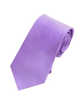 lavender slim tie