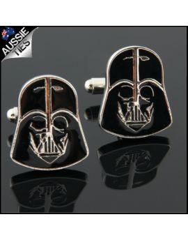 Mens Darth Vader Cufflinks