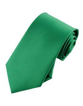 Green mens tie