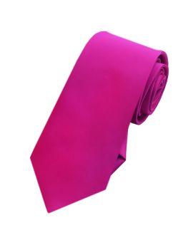 pink slim tie