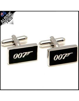 Mens James Bond 007 Cufflinks