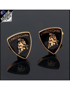 Mens Lamborghini Cufflinks
