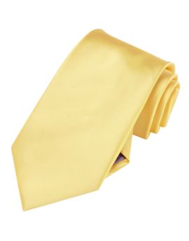 Light Gold Men's Tie