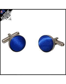 Mens Royal Blue Cufflinks