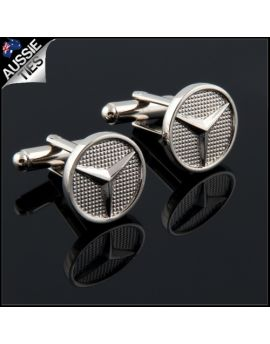 Mens Mercedes Benz Cufflinks