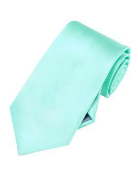 mint green tie