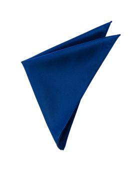 Mens Navy Blue Pocket Square