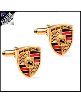 Mens Porsche Cufflinks