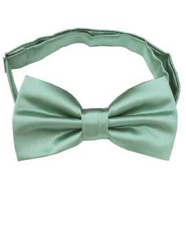 sage bow tie