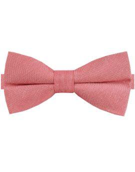 salmon bow tie