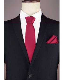 Red Tie, red men's tie,