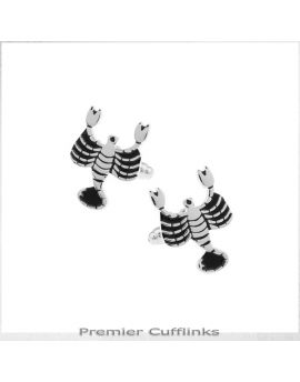 Scorpio Star Sign Cufflinks