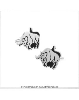 Taurus Star Sign Cufflinks