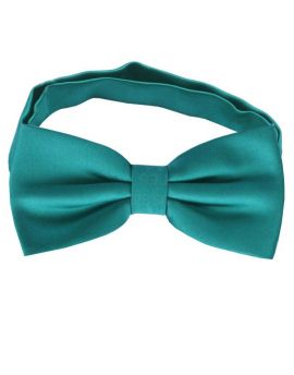 Teal Green Bow Tie