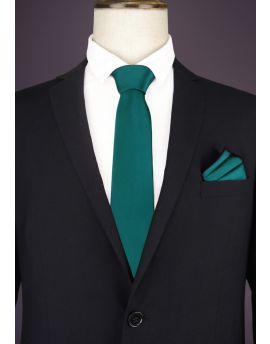 Mens Teal Green Tie