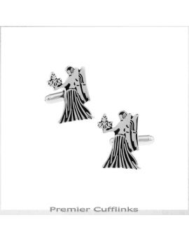 Virgo Star Sign Cufflinks