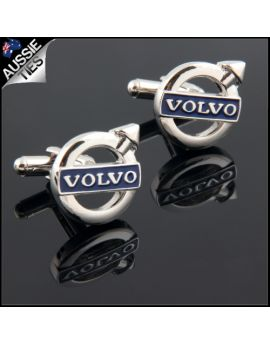 Mens Volvo Cufflinks