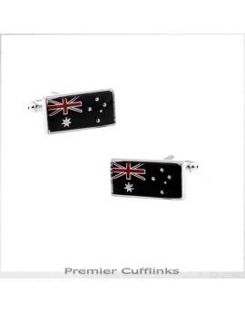 Australian Flag Cufflinks