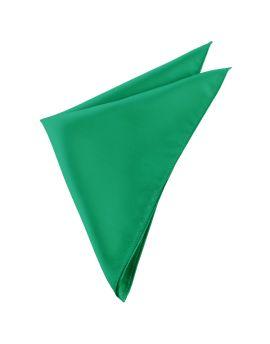 Mens Emerald Green Pocket Square
