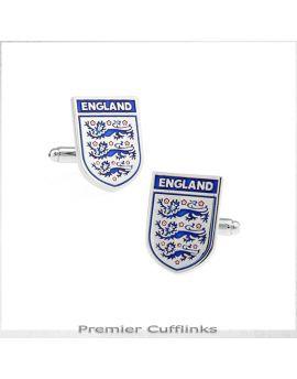 England Crest Cufflinks