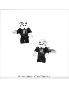 Stormtrooper Wedding Cufflinks